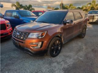 Ford, Explorer 2017  Puerto Rico