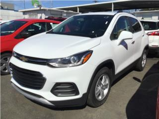 Chevrolet Puerto Rico Chevrolet, Trax 2020