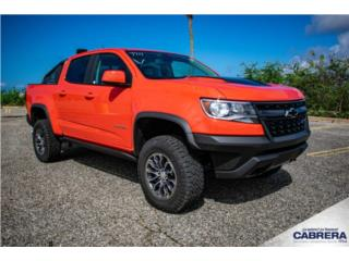 CHEVROLET COLORADO Z71 2017 , Chevrolet Puerto Rico