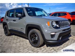 Jeep Puerto Rico Jeep, Renegade 2020