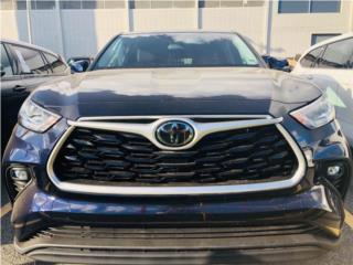 Toyota, Highlander 2020, Prius Puerto Rico