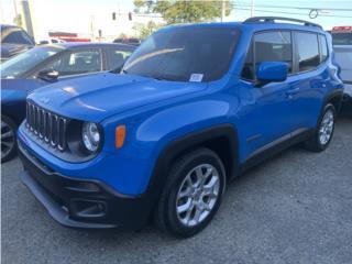 Jeep, Renegade 2015  Puerto Rico