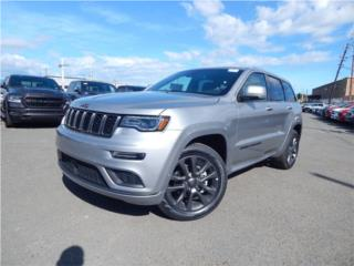 2018 JEEP GRAND CHEROKEE LIMITED , Jeep Puerto Rico