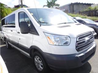 Ford Puerto Rico Ford, Transit Passenger Van 2016