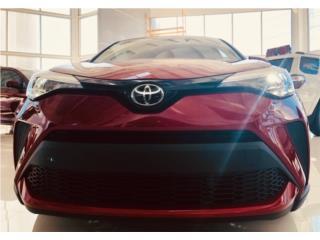 Toyota Puerto Rico Toyota, C-HR 2020