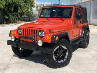 Jeep Wrangler Unlimited Sport 2017 19k , Jeep Puerto Rico