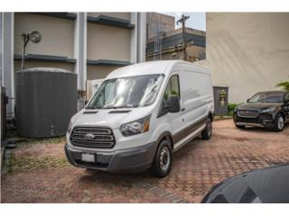 Ford Puerto Rico Ford, Transit Cargo Van 2018