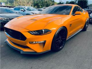FORD MUSTANG 2017 , Ford Puerto Rico