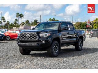 Toyota, Tacoma 2020, Corolla Puerto Rico