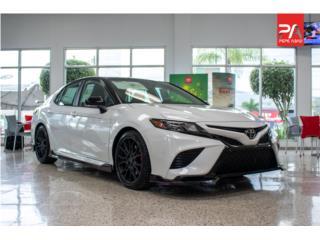 Toyota Puerto Rico Toyota, Camry 2020