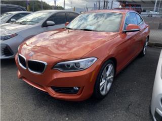 BMW Puerto Rico BMW, BMW Serie 2 2015