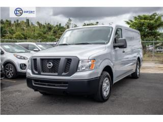 Nissan, NV de Carga 2017  Puerto Rico