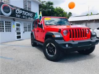 2019 Jeep Wrangler Unlimited Sport, T9530879 , Jeep Puerto Rico