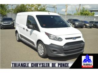 Ford, Transit Connect 2015, Explorer Puerto Rico