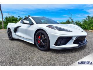 Corvette Stingray | 2020 POCO millaje , Chevrolet Puerto Rico