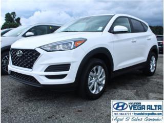Hyundai, Tucson 2021, Accent Puerto Rico