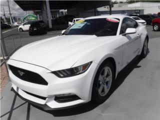 FORD MUSTANG ECOBOOST COUPE 2020 , Ford Puerto Rico