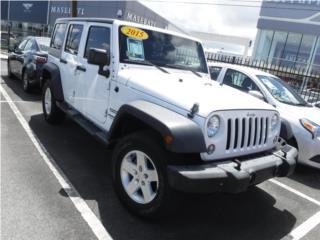 JEEP RENEGADE 2018 MUCHOS EXTRAS! , Jeep Puerto Rico