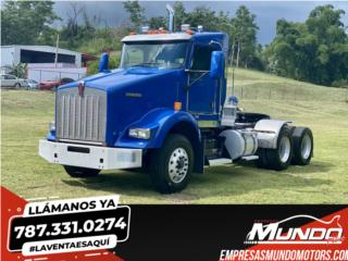 Kenworth, T800 Series 2009, BMW Puerto Rico