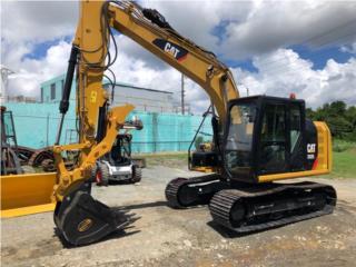 Equipo Construccion Puerto Rico Equipo Construccion, Excavadora - Digger 2015