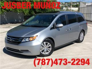 Honda Puerto Rico Honda, Odyssey 2017