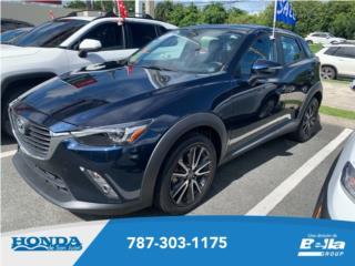 Mazda, CX-3 2017, Mazda 6 Puerto Rico