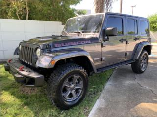 JEEP WRANGLER 2019  **TRAIL RATED 4X4** , Jeep Puerto Rico