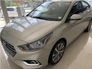 Hyundai, Accent 2020, Venue Puerto Rico