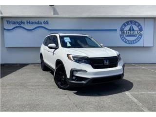 Honda Puerto Rico Honda, Pilot 2021