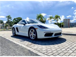 Porsche, Cayman 2017, Cayenne Puerto Rico