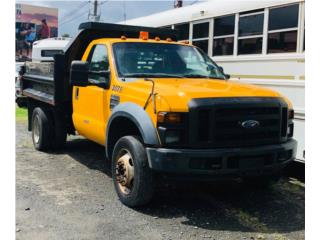 Ford Puerto Rico Ford, E-450 Camion 2008