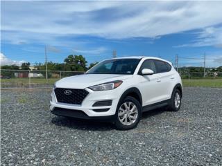 Hyundai, Tucson 2020, Venue Puerto Rico