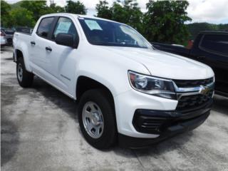 Chevrolet, Colorado 2021  Puerto Rico
