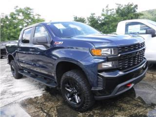 Chevrolet Puerto Rico Chevrolet, Silverado 2020
