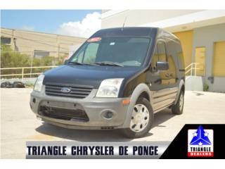 Ford Puerto Rico Ford, Transit Connect 2012