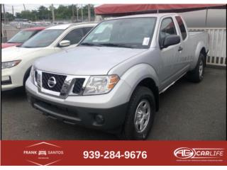 FRONTIER CAB1/2 PRE-OWNED , Nissan Puerto Rico