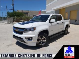 Chevrolet Puerto Rico Chevrolet, Colorado 2019