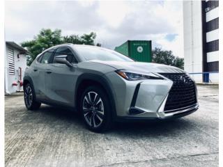 Lexus Puerto Rico Lexus, Lexus UX 2020