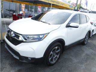 Honda, CR-V 2017, Fit Puerto Rico