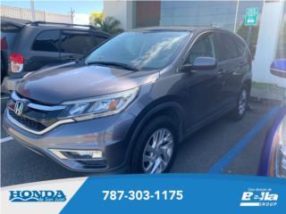 CAMARA AROS DESDE $419.00 MENS CR-V , Honda Puerto Rico