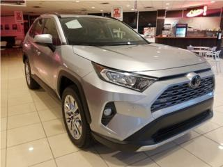 2021 TOYOTA RAV4 XLE - Premium White , Toyota Puerto Rico