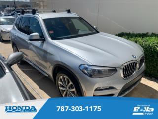 BMW X-3 M40i SPORT 2020 , BMW Puerto Rico