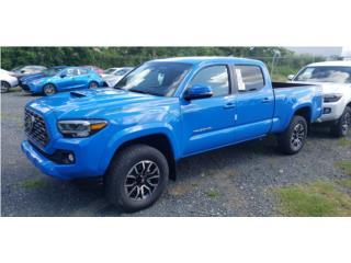 Toyota, Tacoma 2021, Yaris Puerto Rico