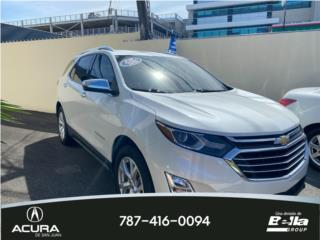 Chevrolet, Equinox 2018  Puerto Rico