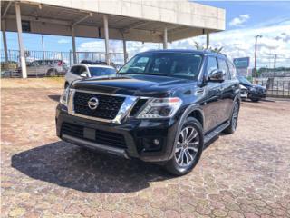 Nissan Puerto Rico Nissan, Armada 2019