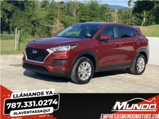 Hyundai, Tucson 2020, Chrysler Puerto Rico