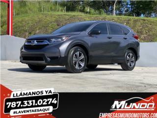 CAMARA, AROS, BLUETOOTH DESDE $397.00 MENS , Honda Puerto Rico