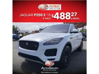 Jaguar, E-PACE 2018  Puerto Rico