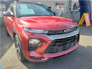Chevrolet Puerto Rico Chevrolet, Trailblazer 2021