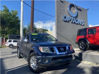 FRONTIER SV 4X4 CREW CAB 2019 | 379 Mens , Nissan Puerto Rico
